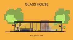 Iconic Houses | Glass House