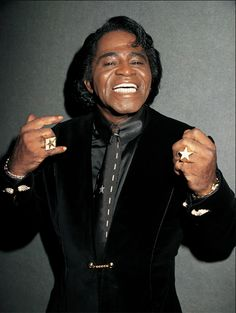James Brown © Roxanne LOWIT