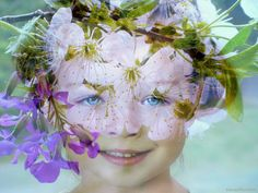 Title: Spring fairy ♥   Photo by: © Vancsai Erzsébet (Van.elise)