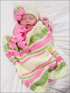 Chemo Caps & Wraps - Crochet Pattern