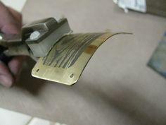 Bracelet Bending Pliers!