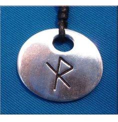 Binderunen Amulett Sichere Reise / mehr Infos auf: www.Guntia-Militaria-Shop.de