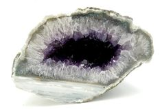 Gorgeous Amethyst Geode Rock Formation  Druzy by RockParadise