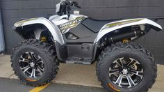New 2017 Yamaha Grizzly EPS SE ATVs For Sale in North Carolina. The Grizzly EPS Special Edition boasts unmatched performance and impressive good looks.- added wheel kit - call if you would like price with wheel kit..   YAMAHA SUZUKI POLARIS CROSSROADS SPORT CYCLE HONDA CAN AM ATV GRIZZLY KODIAK SPORTSMAN UTV HUNTING RIDE