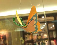 DIY Butterfly