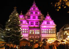 Christmas Market, Paderborn Germany Paderborn Germany, Places To Go, Christmas Tree, Culture, Holiday Decor, Memories, People, Tourism, Weihnachten