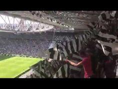 JUVENTUS FESTA ALLO STADIUM I CAMPIONI DELL'ITALIA SIAMO NOI