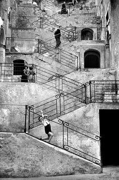 Sicily Italy 1956