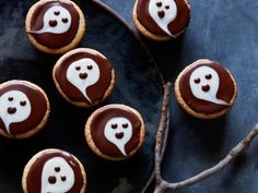 Throw a party with these Halloween party treats and easy Halloween snacks from Food Network.