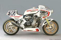 Yamaha XS1100 indurance racer via:streetkoreind.blogspot.com