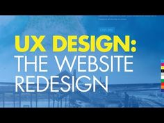 Excellent. Can start at 6 min. Layout + user. Drawing up these client profiles & defining needs/solutions is huge. Will definitely help us navigate design/layout + content. >> UX Design 1: How To Design a Website: Site Audit - YouTube