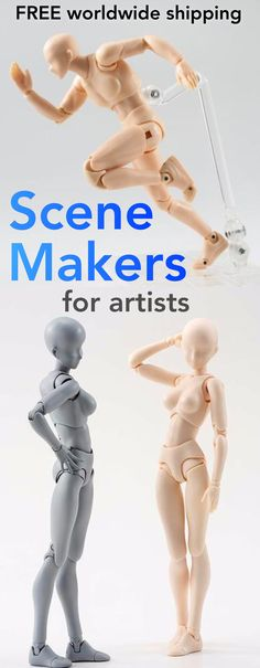 Scene Makers for Artists (body kun)