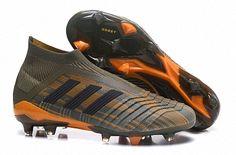 605862bc304 FIFA World Cup Russia 2018 Unisex Adidas Predator 18+ FG Lone Hunter Pack Football  Shoes