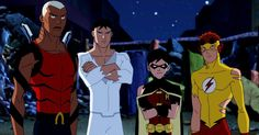 Watch Young Justice Season 1 Online