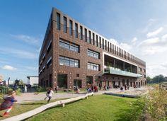 Energieneutrale Brede School Houthaven - BNA Beste Gebouw van het Jaar