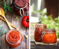 Bunatati homemade. 2 retete delicioase pentru ketchup facut acasa - www.foodstory.ro Salsa, Cooking Recipes, Ketchup, Ethnic Recipes, Food, Eten, Meals, Salsa Music