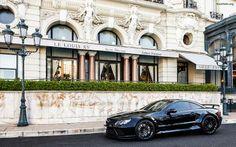 Mercedes-Benz SLR. You can download this image in resolution 1680x1050 having visited our website. Вы можете скачать данное изображение в разрешении 1680x1050 c нашего сайта.