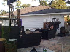 Prop Showcase: Homemade pirate ship from phantomblue on HF