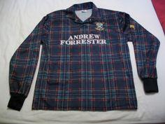 East Fife 1994-95 3rd choice kit