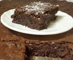 Brownies die im Mund schmelzen