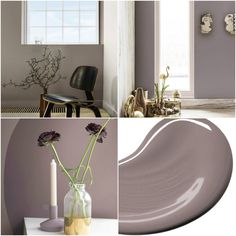 Dulux has announced Heart Wood as its Colour of the Year 2018. It's a warm and comforting neutral shade with a hint of heather. #Home