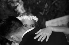 Love couple during the first dance - Romantic Wedding