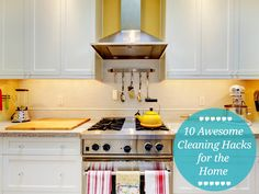 10 Best Cleaning Hacks for the Home - Momtastic