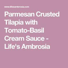 ideas sobre Parmesano Con Costra De Tilapia en Pinterest   Tilapia ...