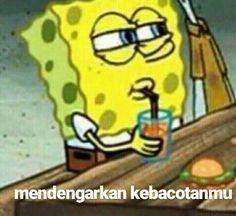 Imagem de meme, reaction, and spongebob - Funny Troll & Memes 2019 Spongebob Memes, Cartoon Memes, Cartoon Pics, Cartoons, Stupid Memes, Dankest Memes, Funny Memes, Reaction Pictures, Funny Pictures