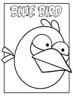 Moldes para sorpresas de los Angry Birds.