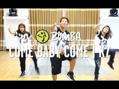 ▶ Come Baby Come (Mega Mix 44) - Zumba Fitness with Mark, Che and Kristie - Live Love Party - YouTube