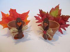 Turkey Pots  (Binge Crafter)