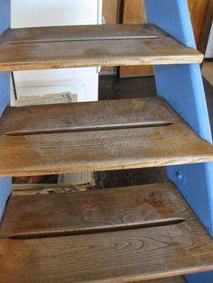 Escalier Cité Radieuse Détail 01