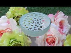 Budable Easy DIY Flower Arranging Tool All New