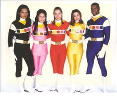power rangers in space - Google Search