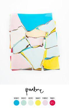 Contemporary Colour - Maurice Van Es