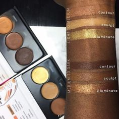 - Take it from Cocoa Swatches when she says BOTH True Complexion™ Cream Contour … Take it from Cocoa Swatches when she says BOTH True Complexion™ Cream Contour Palettes are GORGE! Which is your FAVE? Make Up Tutorial Contouring, Makeup Tutorial Step By Step, Makeup Tutorial Eyeliner, Contour Makeup, Makeup Eyeshadow, Corrective Makeup, Contour Kit, Makeup Goals, Makeup