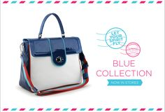 Blue Collection Now In Stores SS 2012