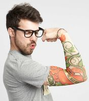 Fake Tattoo Sleeve - plus other unusual & interesting gifts