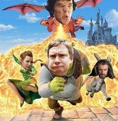 The hobbit in a nutshell