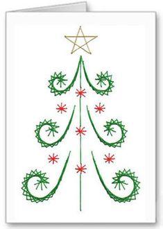 Free Paper Stitching Cards Patterns | FREE STITCH CARD PATTERNS - FREE PATTERNS