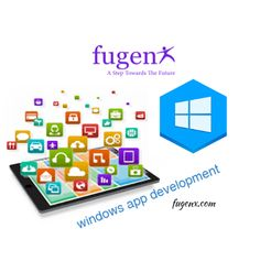 Windows app developers Mumbai: FuGenX is one of the foremost windows app development companies Mumbai. We have the professional developers who have the experience to develop windows apps for various businesses. For more details........ http://fugenx.com/services/windows-mobile-application-development/