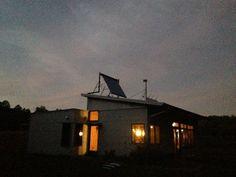 Modern Prefab House SIP Project On West Coast Moves Forward With East Coast Off Grid Prefab Fun
