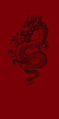 Dragon Wallpaper Iphone, Japanese Wallpaper Iphone, B&w Wallpaper, Snake Wallpaper, Iphone Wallpaper Tumblr Aesthetic, Iphone Background Wallpaper, Aesthetic Pastel Wallpaper, Red Aesthetic Grunge, Aesthetic Anime