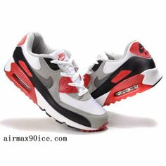 best website a9f99 7b646 Find Online Nike Air Max 90 Mens White Black Gray Red online or in  Footlocker. Shop Top Brands and the latest styles Online Nike Air Max 90  Mens White Black ...