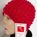 Knots of Love, a collection of chemo cap patterns!!!