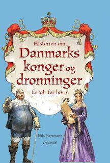 @Twice Exceptional Denmark: Danmarks Histori - Danske Konger for ordblinde!
