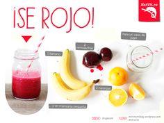 Té rojo #delrecetario #tai #healthy