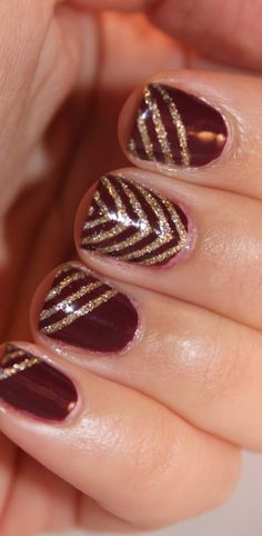 Best nail polish designs to try in 2015 (23)