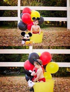 Newborn-Arizona-Photograper-Cake-00001_0105 Mickey cake